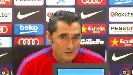 Valverde no donarà descans a Messi