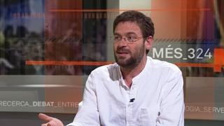 Entrevista a Albano Dante Fachin, secretari general de Podem