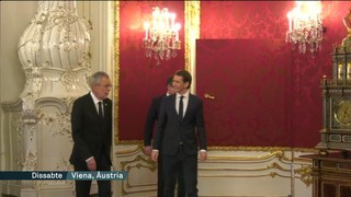 L'ultradreta torna al govern d'Àustria