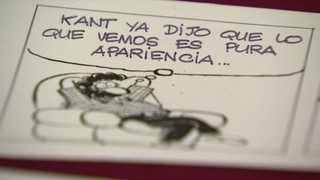 Els dibuixos de José Luis Martín entren al fons d'humor gràfic de la Biblioteca de Catalunya