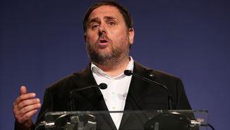 Oriol Junqueras, en una foto d'arxiu (Reuters)