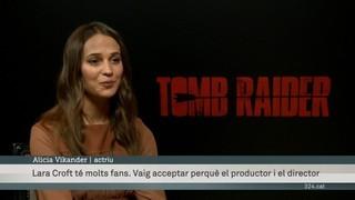 Alicia Vikander, la nova Lara Croft