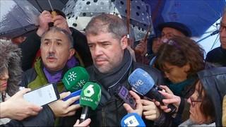 Els sindicats majoritaris adverteixen Rajoy de noves mobilitzacions