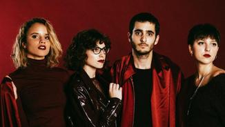 The Crab Apples superen el llistó de moltes bandes internacionals de pop-rock indie