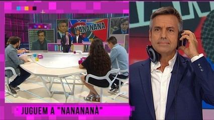 "Juguem al ""Nanananà"" amb Ramon Pellicer!"