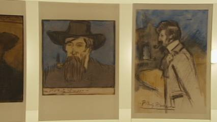 La relació entre Picasso i Rusiñol