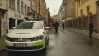 Àmplia operació policial a Copenhaguen