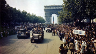"""L'alliberament de París a l'""""En guàrdia"""""""
