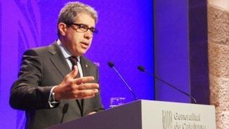 """Les mesures pels detinguts del """"cas Innova"""" s'apliquen a terroristes, segons el conseller Homs"""