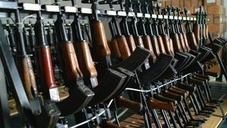 El negoci de les armes al Pròxim Orient