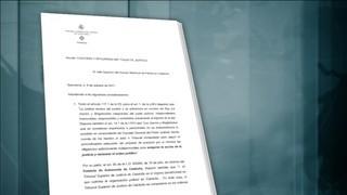 El TSJC treu la competència de la vigilància del Palau de Justícia als Mossos