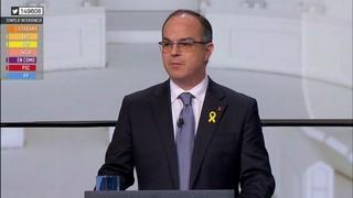 """Turull: """"Volem restituir Puigdemont a la presidència"""""""