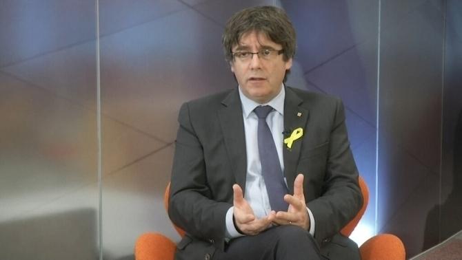 La fiscalia demana al Suprem unanova ordre europea de detenció contra Puigdemont