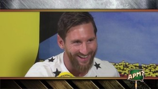 Entrevista a Leo Messi en exclusiva