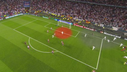 La no celebració de Cristiano Ronaldo