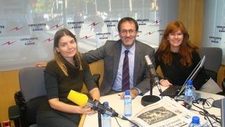 Mercè Mariné, Xavier Graset i Anna Estrada