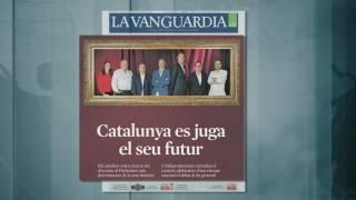 Portades diaris catalans