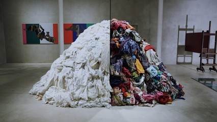 Michelangelo Pistoletto. Blue Project Foundation