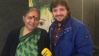 """Vandana Shiva: """"El discurs de progrés de l'1% dominant condemna la resta a l'esclavitud"""""""