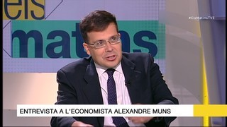 Entrevista Alex Muns, professor OBS Business School