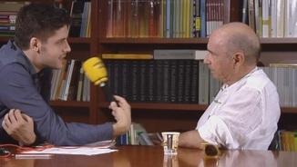 """Lluís Llach: """"Per mi, ser diputat és un gran fracàs. M'havia planificat la vida d'una altra manera"""""""