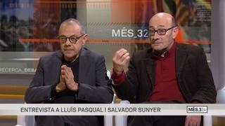 Entrevista a Lluís Pasqual i Salvador Sunyer