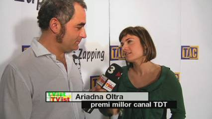 TV3, multipremiada als Premis Zàpping