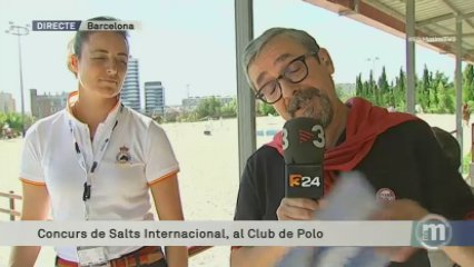 Concurs de Salts Internacional, al Club de Polo