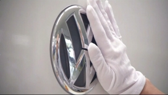 Detingut als EUA un alt executiu de Volkswagen per l'escàndol dels motors trucats