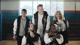 "Pentatonix: ""Cheerleader"""