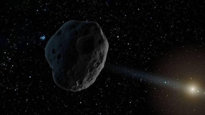 L'asteroide 2014 JO25, el que més s'acosta a la Terra des del 2004