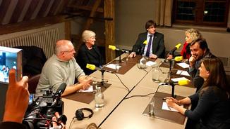 """EXCLUSIVA - Puigdemont: """"Europa no es pot permetre tenir tot un govern a la presó o a l'exili"""""""