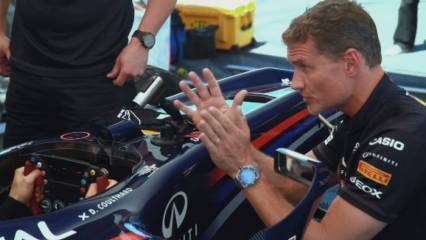 Tom Cruise, nou pilot de F1