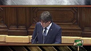 Puigdemont i el referèndum o referèndum