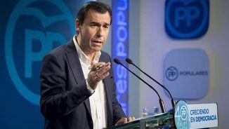 """Martínez-Maíllo: """"Ens hem anat carregant de raons i hem hagut de recórrer al 155 obligats per les circumstàncies"""" (EFE)"""