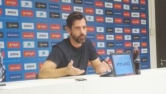 """Sánchez-Flores: """"Poques vegades m'he assegut al sofà per veure un esportista. Amb Messi ho he fet"""""""