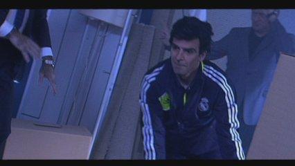 Mourinho s'acomiada del Madrid