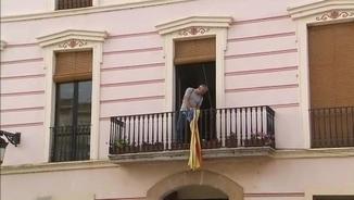 Nou pas de l'autoritat electoral espanyola per prohibir les estelades