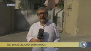 "Detenen Jordi Sumarroca pel ""cas Teyco"""