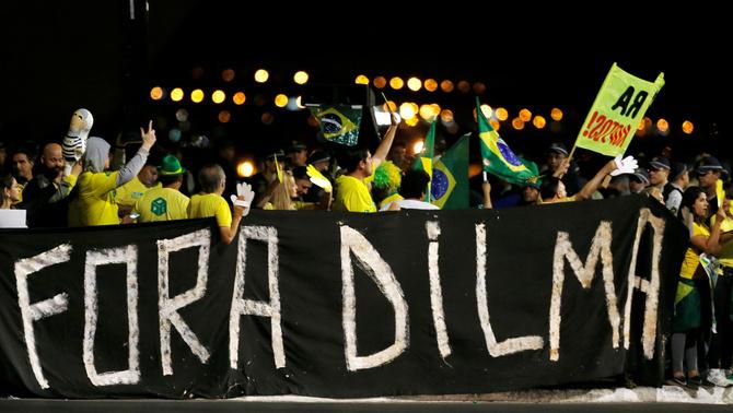 "El govern del Brasil presenta un recurs ""in extremis"" per aturar el procés contra Rousseff"