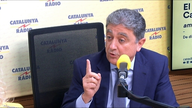 """Millo diu que Sànchez i Cuixart són a la presó """"pels seus actes, no per les seves idees"""""""