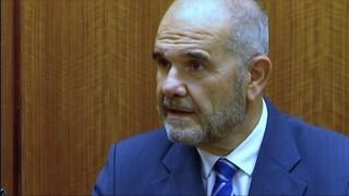 La primera sessió del judici dels ERO només proporciona la imatge de Chaves i Griñán al banc dels acusats
