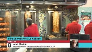 La presència de fosfats en la carn del kebab i els possibles efectes en la salut