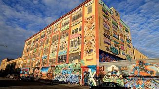 5pointz a Queens Foto:Ezmosis/wikipedia