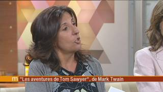 """Les aventures de Tom Sawyer"""