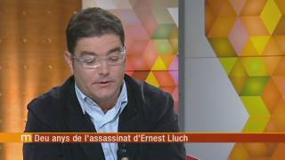 10 anys de l'assassinat d'Ernest Lluch
