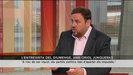 Oriol Junqueras, president ERC
