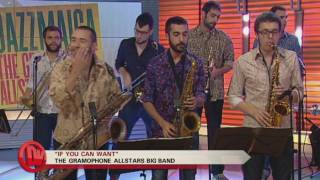"Gramophone Allstars Big Band a ""Divendres"""
