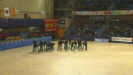 Campionat Catalunya grups show
