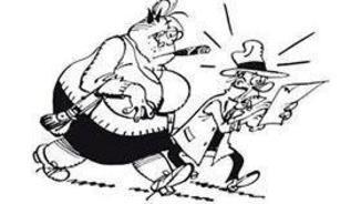Raf, el gentleman català del còmic